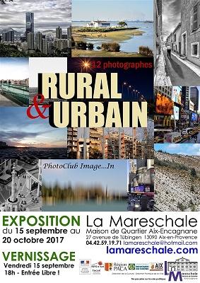 EXPOSITION RURAL & URBAIN photographies du 15 septembre au 20 octobre 2017 Club Image…In