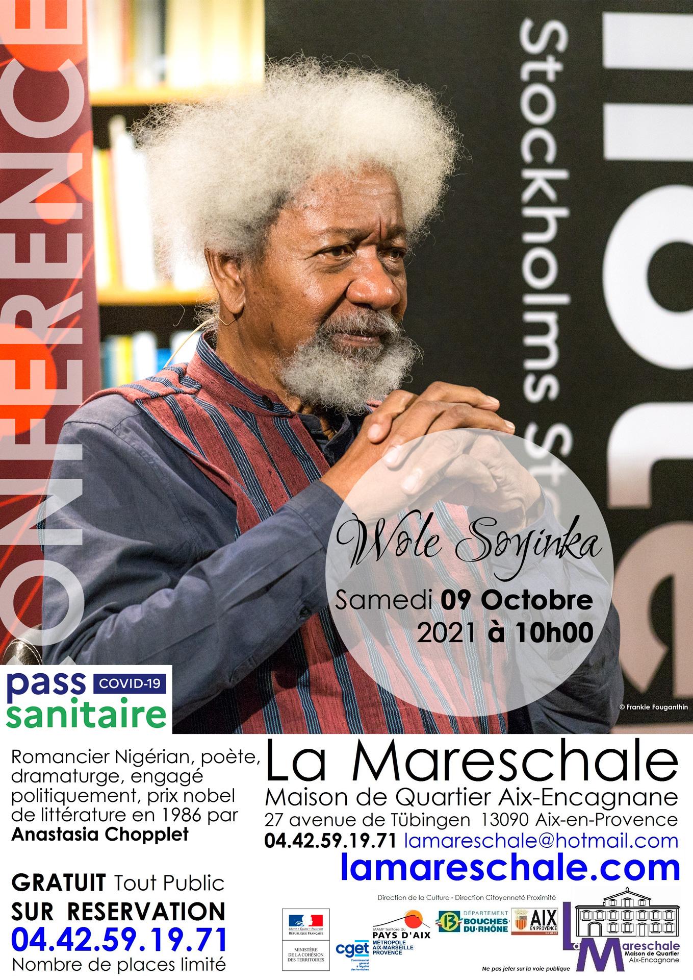 conference-wole-soyinka-09octobre2021